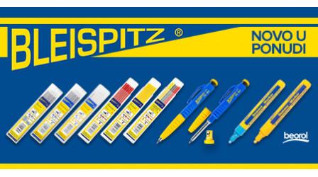Bleispitz пенкала, мини и маркери