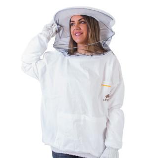 Блуза пчеларска со шешир