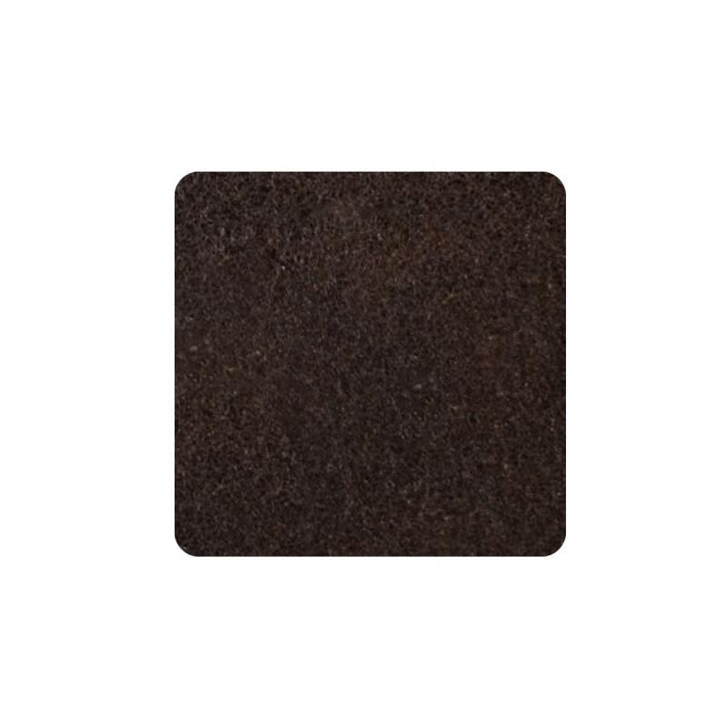 Самолепливи подлошки од филц, кафеави 22 x 22 x 3мм