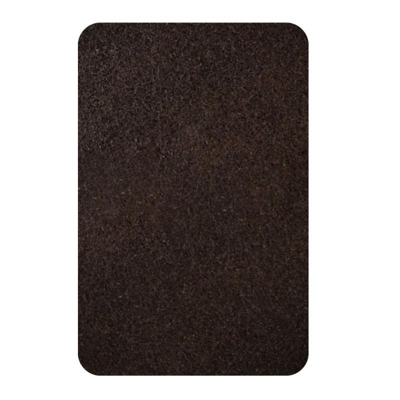 Самолепливи подлошки од филц, кафеави 22 x 26 x 3мм