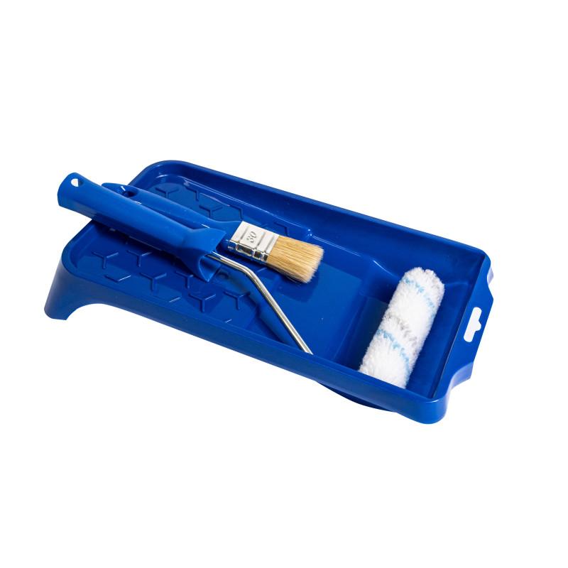 Креативен сет за бојадисување- сина боја