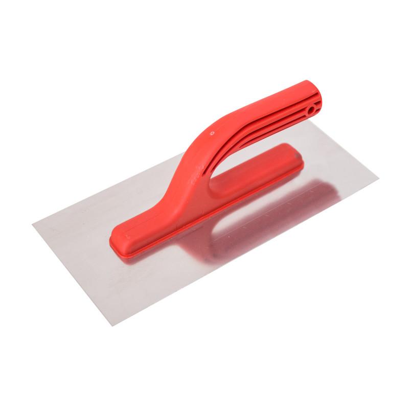 Глетерица нерѓосувачка рамна ПВЦ рачка