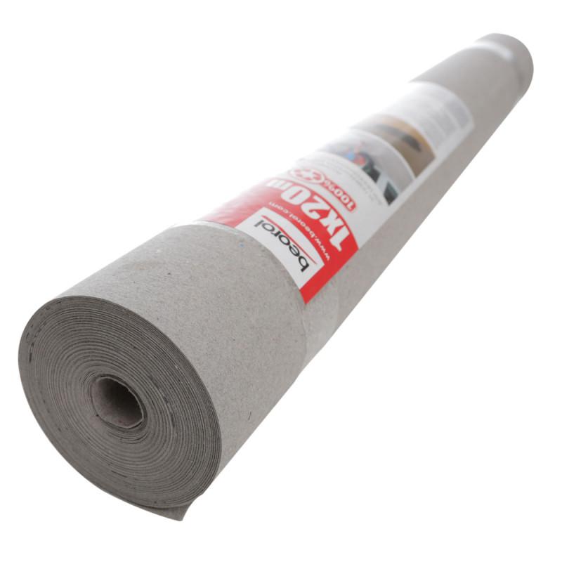 Картон за заштита на под 1х20м