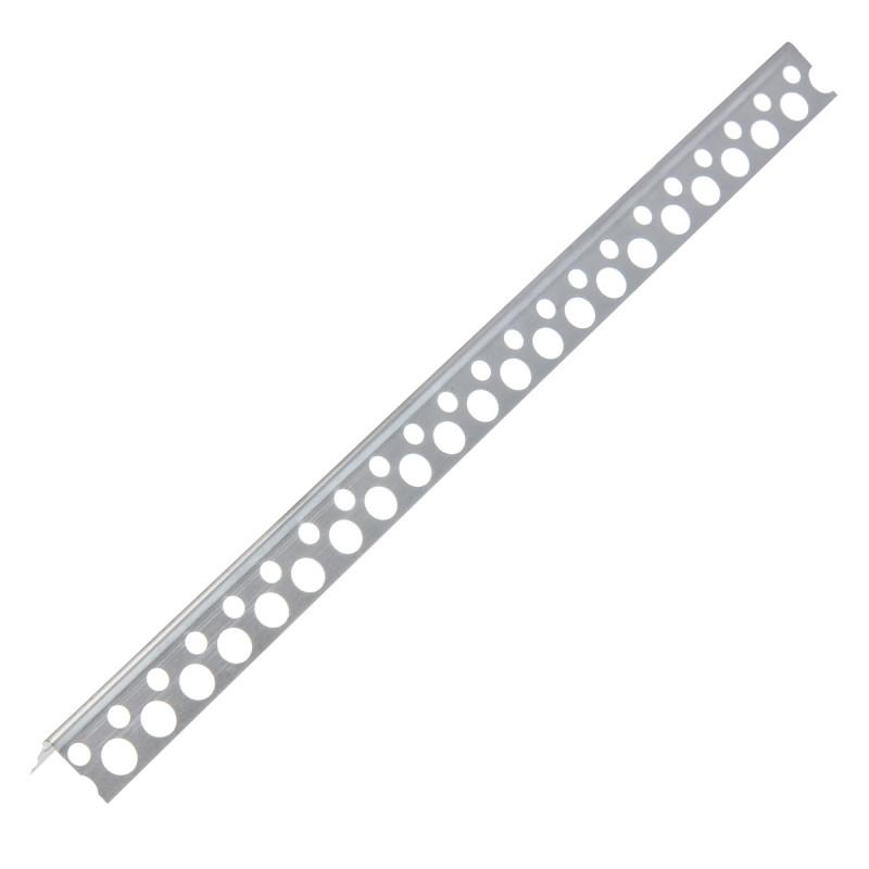 Аголна лајсна алуминиумска 2.5м