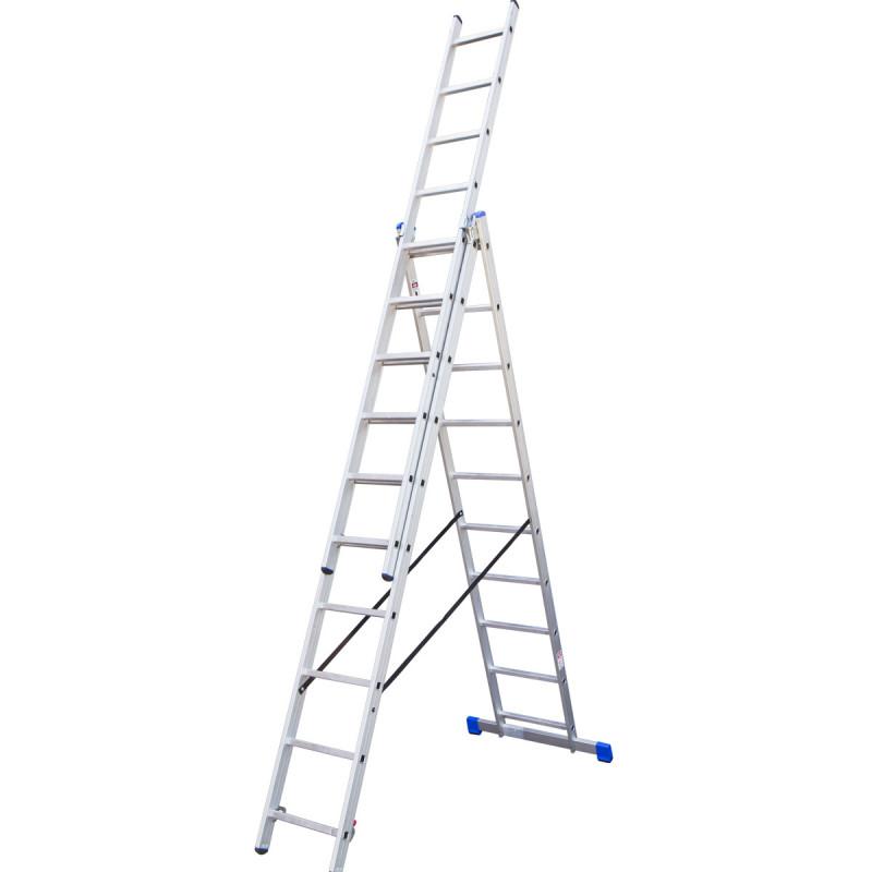 Скали алуминиумски комбинирани 10 скалила