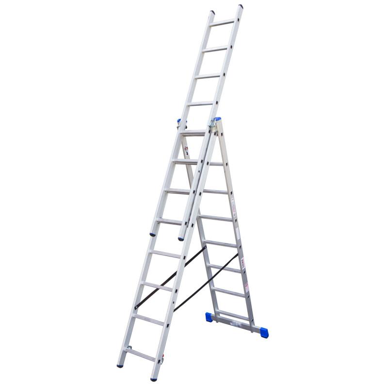 Скали алуминиумски комбинирани 8 скалила