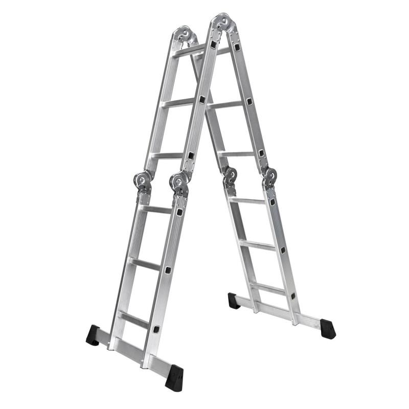 Скали алуминиумски на расклопување