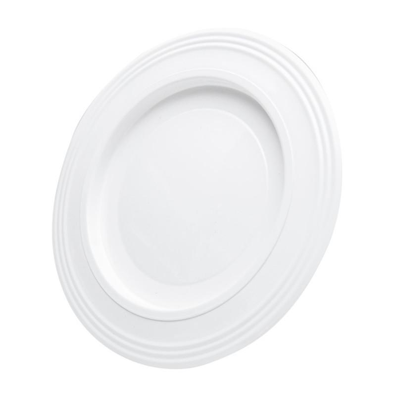 Розетна бела ø180