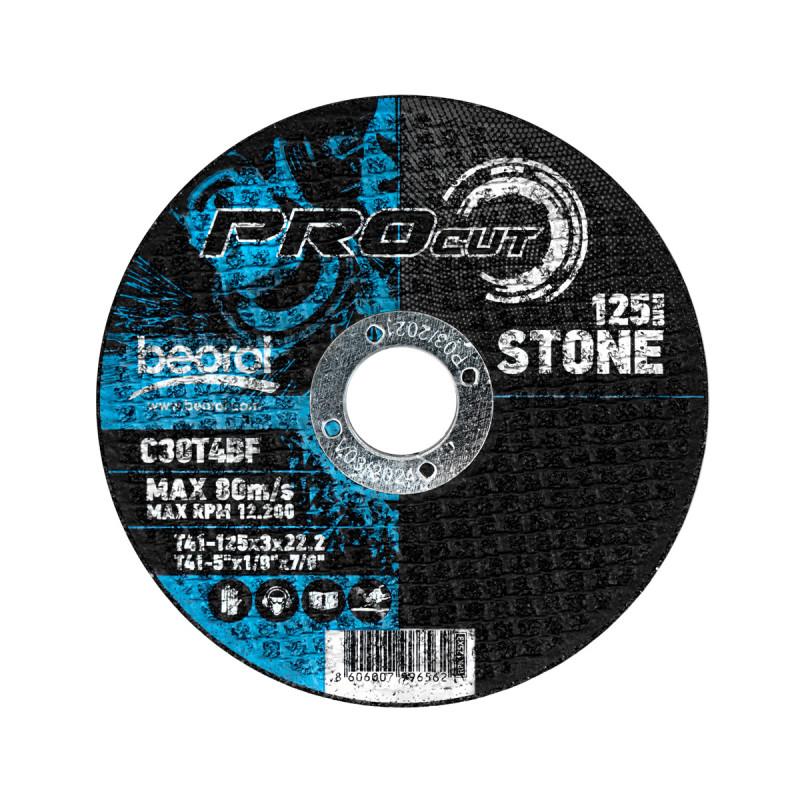 Сечило плоча за камен ø125x3мм