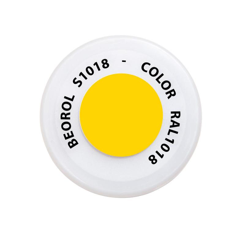 Спреј жолт Limone RAL1018