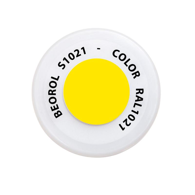 Спреј жолт Navore RAL1021