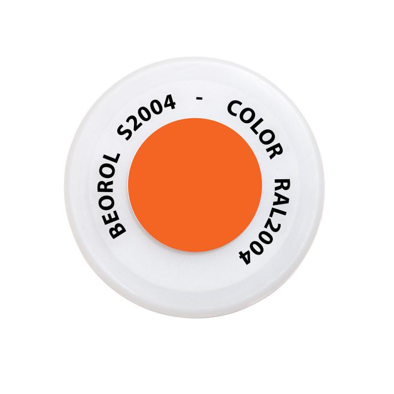 Спреј портокалов Puro RAL2004