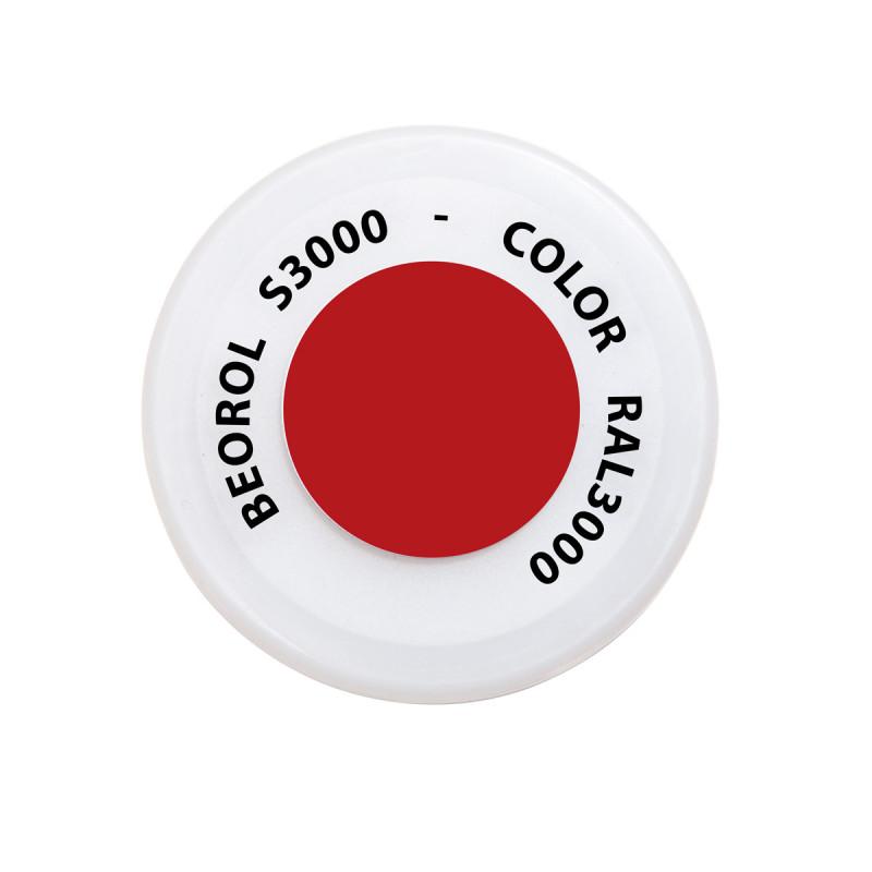 Спреј црвен Fuoco RAL3000