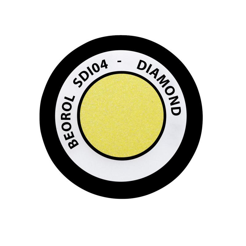 Спреј дијамант жолт Giallo Zolfo