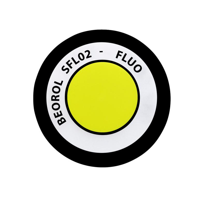 Спреј флуо жолт Giallo