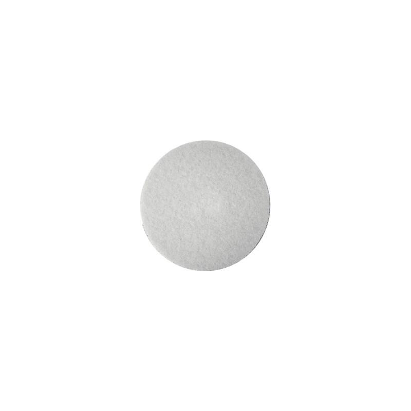 Самолепливи подлошки од филц, бели ø17 x 3мм
