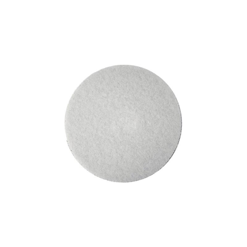 Самолепливи подлошки од филц, бели ø22 x 3мм