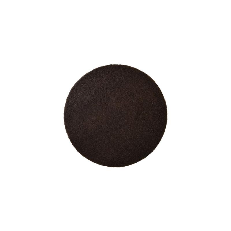 Самолепливи подлошки од филц, кафеави ø22 x 3мм