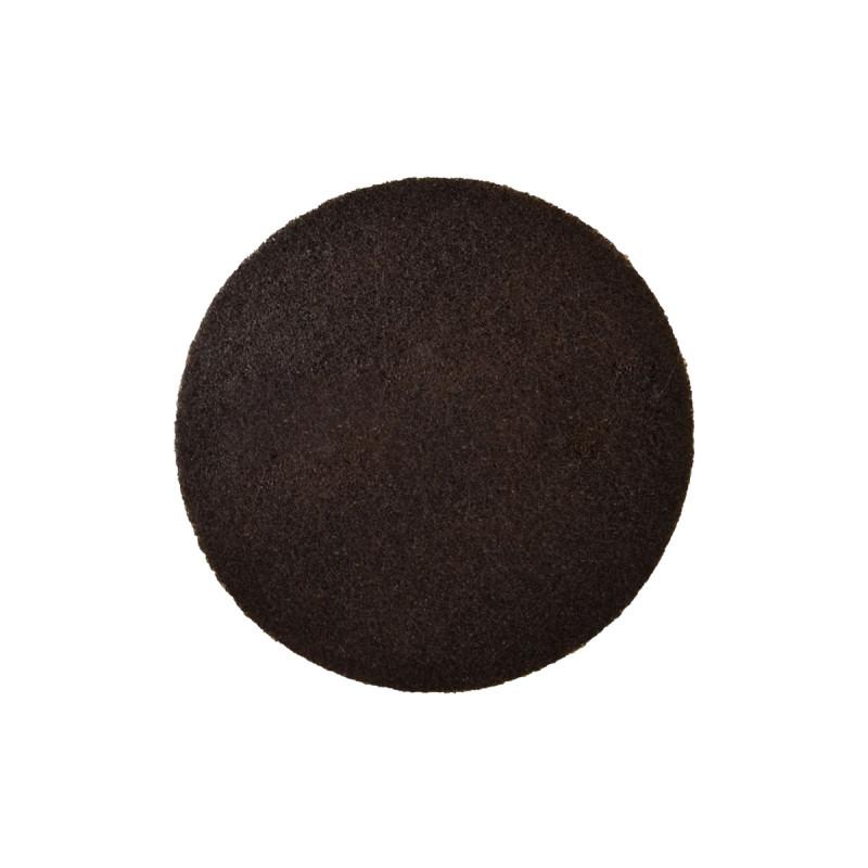 Самолепливи подлошки од филц, кафеави ø28 x 3мм