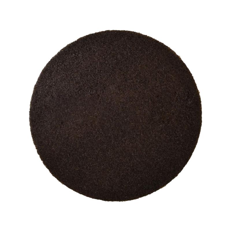 Самолепливи подлошки од филц, кафеави ø35 x 3мм