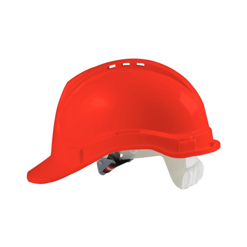 Заштитен шлем, црвена боја