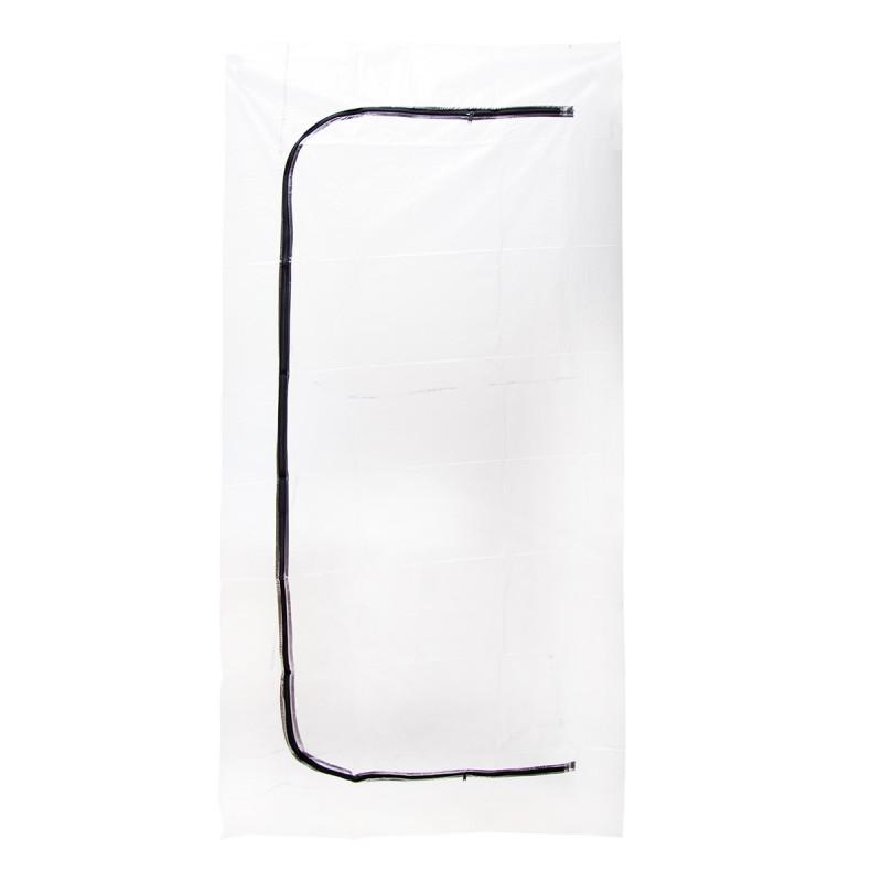 Заштитна врата против прашина 1.3х2.3м